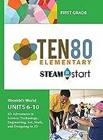 STEAMStart First Grade: Designing with 3D Shapes (Steamstart K-2)