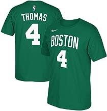 Isaiah Thomas Boston Celtics NBA Nike Youth Green Name & Number Dri-Fit Cotton T-Shirt