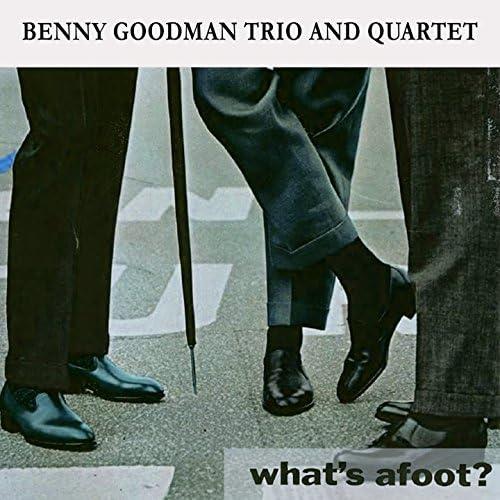Benny Goodman Trio, Benny Goodman Quartet
