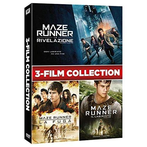 Maze Runner (Box 3 Dv) Collection