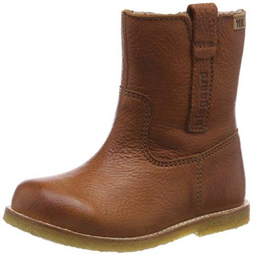 Bisgaard 60504218 dziecięce buty zimowe, brązowy - Braun 508 Cognac - 29 EU