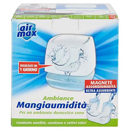 Air Max Kit Ambiance con Ricarica Tab Assorbiumidità, 450 gr