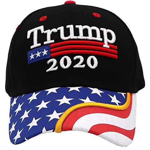 NDLBS Trump 2020 Keep America Great President hat MAGA hat Campaign Embroidered Baseball Cap