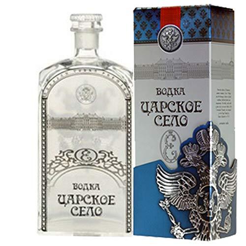 Vodka Ladoga Zarendorf 0,7L russicher Wodka Zarskoe Selo 6 mal destilliert