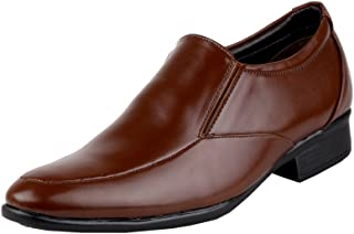 Zebra Men's Cruiser Formal Synthetic Leather Shoes