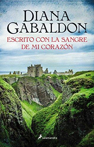 Escrito con la sangre de mi corazón (Saga Outlander 8) PDF EPUB Gratis descargar completo