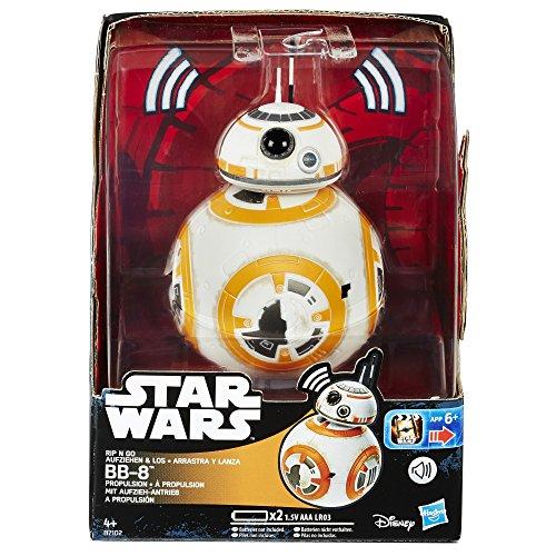 Hasbro Star Wars B7102EU5 - SW S1 IP Class I Lead Hero Droid Rip Cord, Aktionsspielzeug