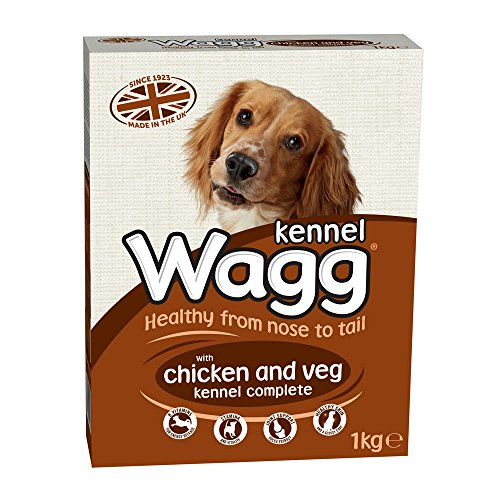 Wagg Worker Chicken, 1 kg