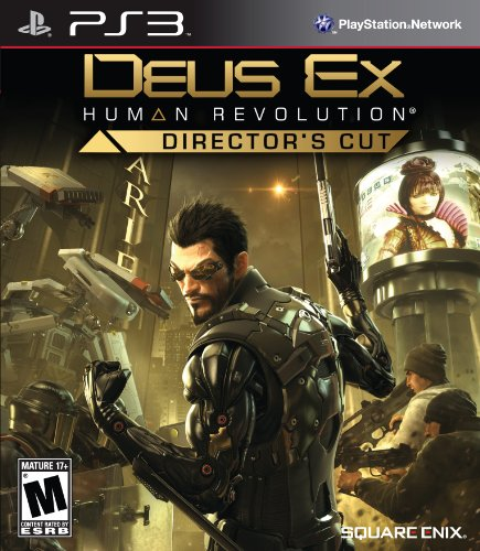 Deus Ex Human Revolution: Director's Cut (Playstation 3) (輸入版)