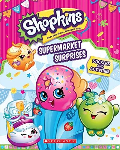Supermarket Surprises: Sticker Activity Book (Shopkins)