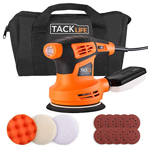 Orbital Sander,6 Variable Speed 1300RPM Sander Machine with...