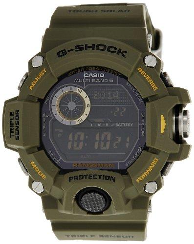 Casio Uomo Watch G-SHOCK RANGEMAN Guarda GW-9400-3D