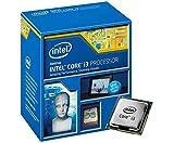 Intel Core I3-4160 Processor 3.60 GHz, 2-Core LGA1150 Socket, Hyper-Threading (BX80646I34160) (Renewed)