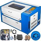 VEVOR Macchina per Incisione a Laser 500mmx300mm Taglio Engraver Macchina per Incidere Laser Engraving Machine Taglio Arte Artigianato