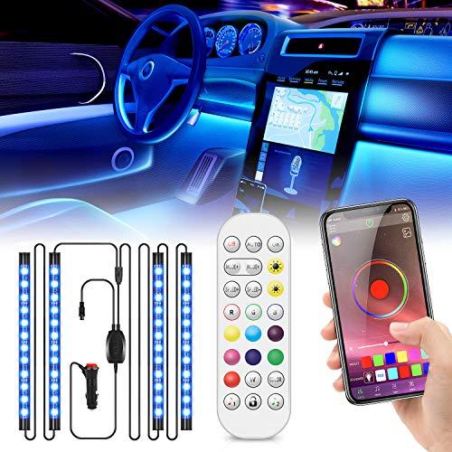 Interior Car Lights, Upgrade 2-in-1...