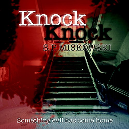 Knock Knock audiobook cover art