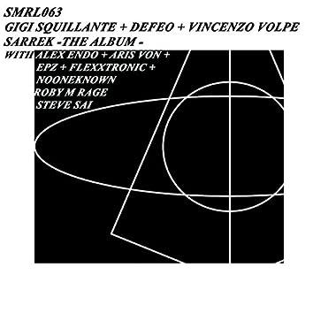 Sarrek - The Album -