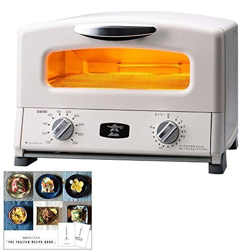 【モノギャラリー限定レシピブック付】アラジン グリル & トースター AGT-G13AG オーブントースター (4枚焼...