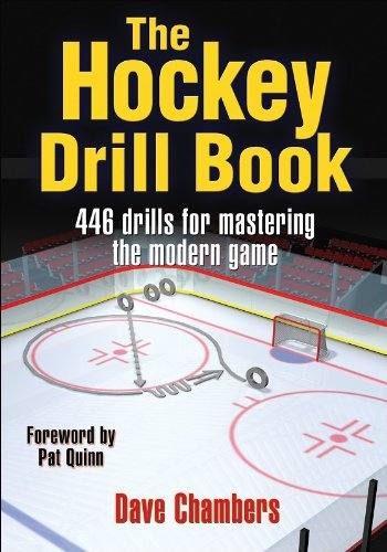 The Hockey Drill Book: 446 Drills for Mastering the Modern Game (The Drill Book Series)