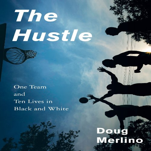 The Hustle audiobook cover art