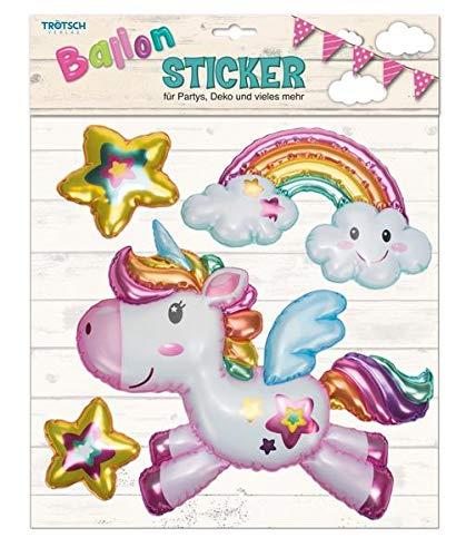 Ballon-Sticker