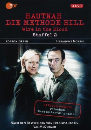 Hautnah - Die Methode Hill: Staffel 2 [4 DVDs]
