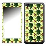 Disagu SF-106581_1119 Design Folie für Wiko Rainbow Up - Motiv Avocados Lined grün