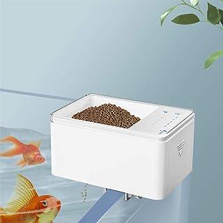 Shyfish Mini Automatic Fish Feeder Auto Fish Feeder Smart Timer Small Fish Feeder Fish Food Dispenser for Aquarium and Fis...