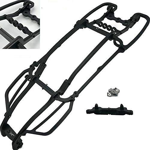RC Car Roll Cage Guard Shell Body Keel Frame Kit for Traxxas X-Maxx Xmaxx 77076-4