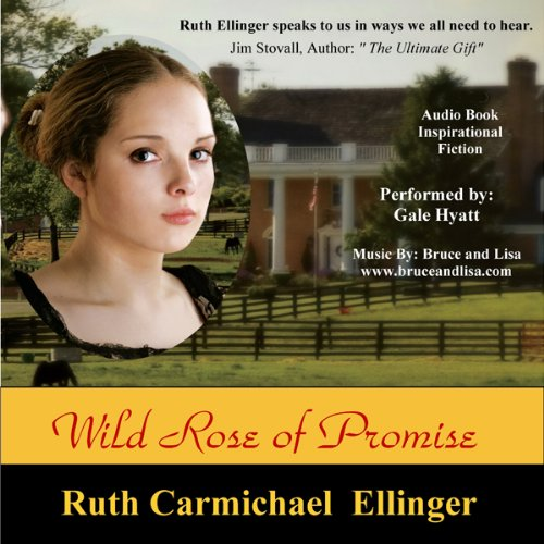 Wild Rose of Promise audiobook cover art
