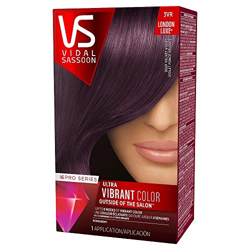 dark plum hair dye - 5