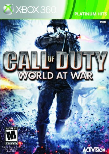 Call of Duty: World at War / Game – Xbox 360