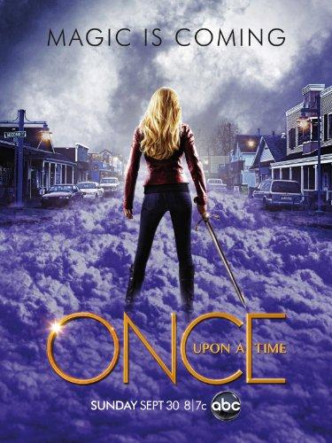 Póster de la serie de televisión americana «Once Upon a Time»...