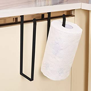 Hanging Design Kitchen Roll Paper Rack, Sturdy and Durable Paper Towel Rack, High Quality Steel Convenient Rack Hanger Sto...