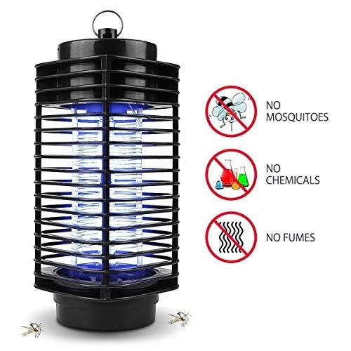La lampe antimoustique Maxineer