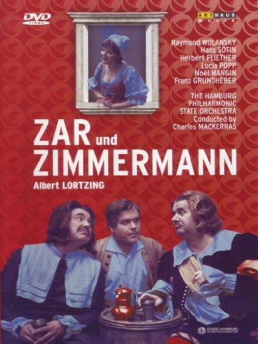 Lortzing, Albert - Zar und Zimmermann (NTSC)