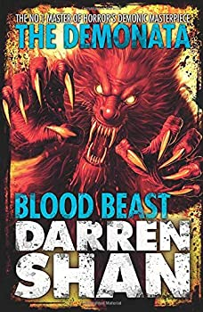 Paperback Blood Beast (The Demonata, Book 5) Book