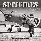 Airplane Calendar - Spitfires Calendar - Calendars 2019 - 2020 Wall Calendars - WWII Aircraft Calendar - Spitfires 16 Month Wall Calendar by Avonside (Multilingual Edition)