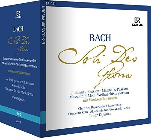Johann Sebastian Bach: Soli Deo Gloria (Inkl.Werkeinfhrung) [15 CDs]