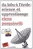 Du labo à l'école - Science et apprentissage