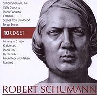 Robert Schumann: A Portrait