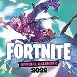 FORTNITE Official 2022 Calendar (Official Fortnite Books)