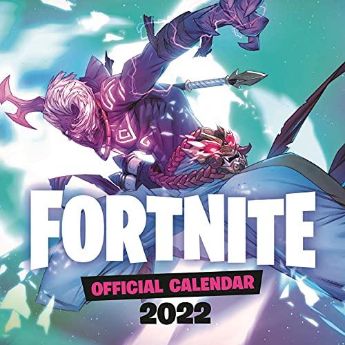 FORTNITE Official 2022 Calendar (Official...