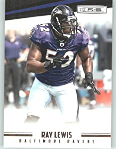 2012 Panini Rookies and Stars Football Card #14 Ray Lewis - Baltimore Ravens (NFL Trading Card)