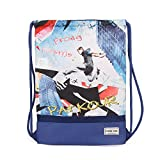 PRODG PRODG Parkour-Storm Turnbeutel Bolsa de Cuerdas para el Gimnasio 48 Centimeters Multicolor (Multicolour)