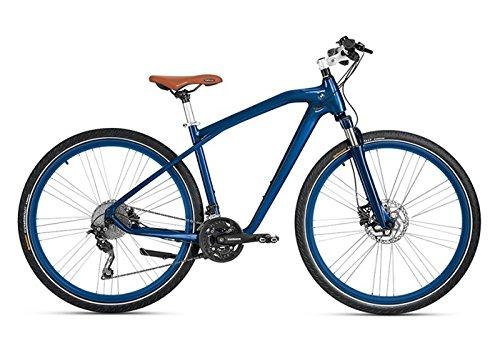 Original BMW Cruise Bike/ Fahrrad in Aqua Pearl Blue / Silver - Größe L