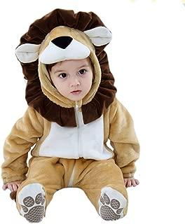 Tonwhar Baby Animal Bodysuit Halloween Costume