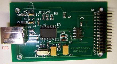 Coldfire USB-BDM debugger/programmer for FREESCALE 32bit Coldfire