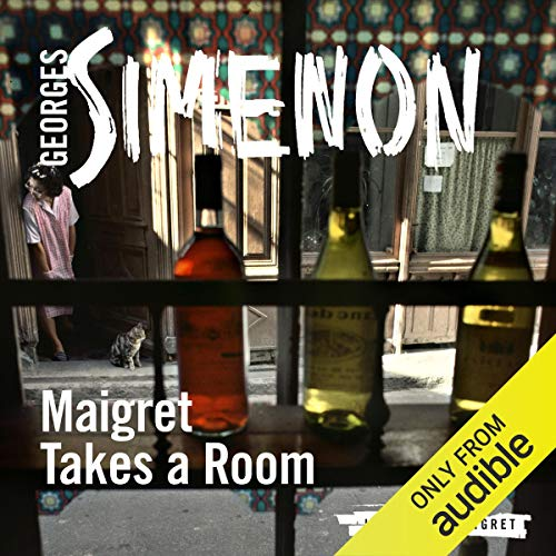Couverture de Maigret Takes a Room