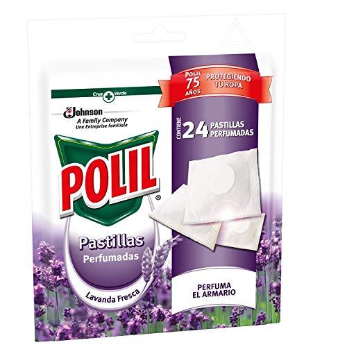Polil Raid Pastillas Perfumadas Antipolillas Protector de